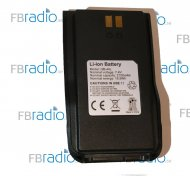 Batteri 2100mAh passande Anytone D868UV
