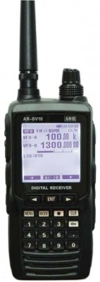AOR AR-DV10 - Scanner (polisradio) - Fbradio.se