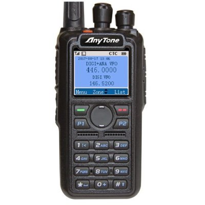 AnyTone D868UV duoband DMR