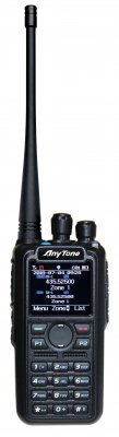 AnyTone D878UV duoband DMR